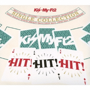 HIT! HIT! HIT! [CD+DVD]<通常盤A> CD