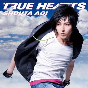 蒼井翔太/TRUE HEARTS<通常盤>[QECB-65]