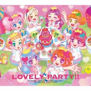 TVアニメ/データカードダス『アイカツ!』3rdシーズン ベストアルバム Lovely Party!! CD