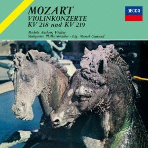 モーツァルト:ヴァイオリン協奏曲第4番・第5番≪トルコ風≫<限定盤>