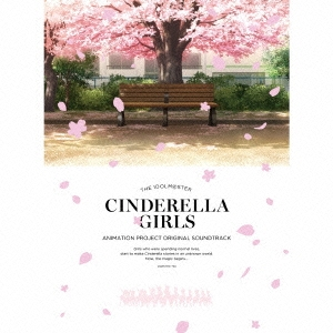 THE IDOLM@STER CINDERELLA GIRLS ANIMATION PROJECT ORIGINAL SOUNDTRACK [3CD+Blu-ray Audio]