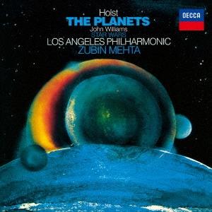ホルスト:組曲≪惑星≫ ジョン・ウィリアムズ:≪スター・ウォーズ≫組曲 SHM-CD