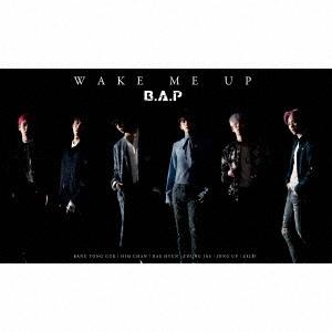 WAKE ME UP [CD+グッズ]<数量限定盤> 12cmCD Single