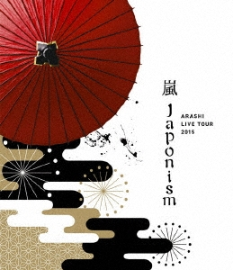 ARASHI LIVE TOUR 2015 Japonism Blu-ray Disc