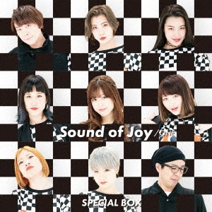 SPECIAL BOX/Sound of Joy/ONE (TypeA)<通常盤>[TPS-10002]