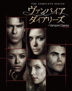 ヴァンパイア・ダイアリーズ <コンプリート・シリーズ> Blu-ray Disc