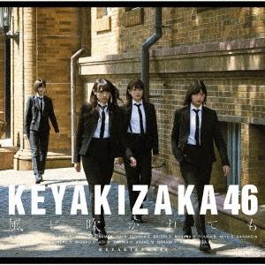 欅坂46/風に吹かれても (TYPE-D) [CD+DVD] [SRCL-9587X]