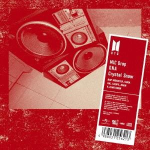 BTS/MIC Drop/DNA/Crystal Snow<通常盤>[UICV-5069]