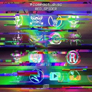 RED SPIDER/#compact_disc [CD+スペシャルステッカー10枚]<初回限定プレミアム盤>[VIZL-1339]
