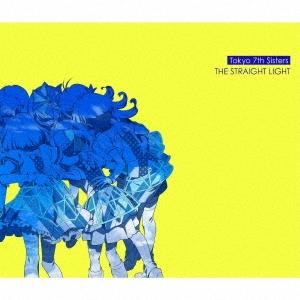 Tokyo 7th シスターズ/THE STRAIGHT LIGHT [3CD+DVD]<初回限定盤>[VIZL-1397]