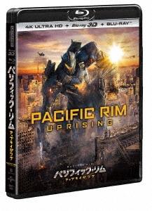 スティーヴン・S.デナイト/パシフィック・リム:アップライジング アルティメット・コレクターズ・エディション シベリア対決セット [4K Ultra HD Blu-ray Disc+3D Blu-ray Disc+Blu-ray Disc] [GNXF-2363]
