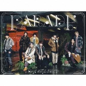 PARADE [CD+DVD+フォトブックレット]<初回限定盤1> CD