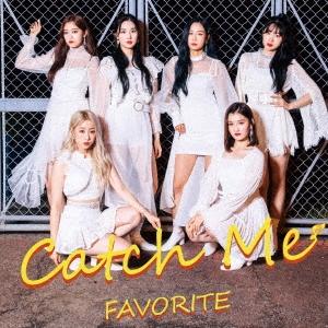 Catch Me<通常盤A> 12cmCD Single