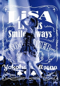 LiVE is Smile Always ~364+JOKER~ at YOKOHAMA ARENA DVD