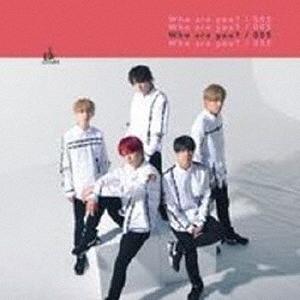 Who are you?/005<初回限定盤B> 12cmCD Single