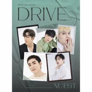 DRIVE [CD+DVD+フォトブックレット初回A ver.]<初回生産限定A盤> CD