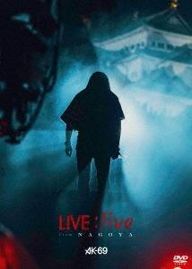 LIVE:live from Nagoya DVD