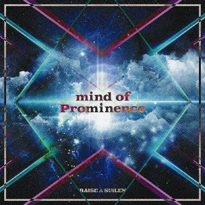 mind of Prominence [CD+Blu-ray Disc]<生産限定盤> 12cmCD Single