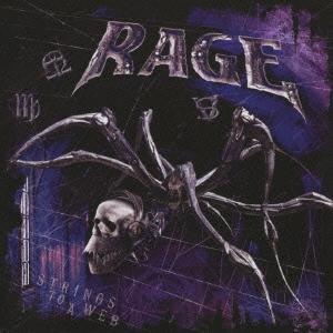 Rage (German)/ストリングス・トゥ・ア・ウェブ<通常盤>[MICP-10895]