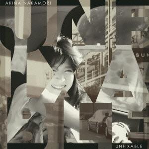 中森明菜/unfixable [CD+DVD]<初回完全限定生産盤>