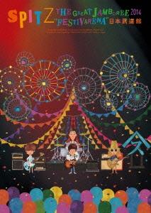 """スピッツ/THE GREAT JAMBOREE 2014 """"FESTIVARENA"""" 日本武道館 (デラックスエディション) [Blu-ray Disc+2CD+ブックレット] [UPXH-9011]"""