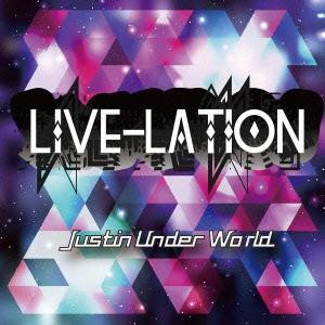 JUSTIN UNDER WORLD/LIVE-LATION[TSCD-002]