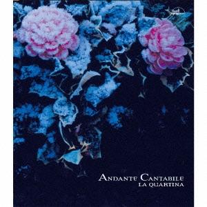 ラ・クァルティーナ/アンダンテ・カンタービレ 4本のチェロのための作品集IV [MM-1159]