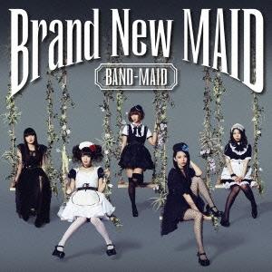 BAND-MAID/Brand New MAID [CD+DVD] [CRCP-40460]