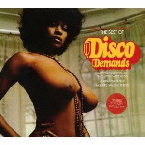 Al Kent/ザ・ベスト・オブ・ディスコ・デマンド ア・スペシャル・コレクション・オブ・レア・1970S・ダンス・ミュージック [BBECCDJX-173]