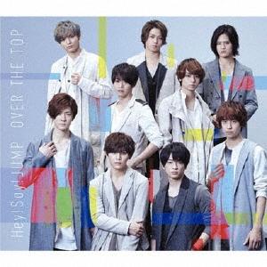 OVER THE TOP<通常盤> 12cmCD Single