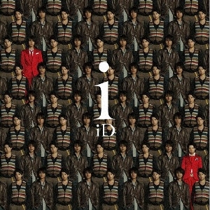 i album iD<通常盤> CD