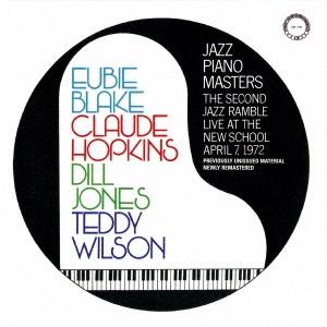 Teddy Wilson/ジャズ・ピアノ・マスターズ<完全限定生産盤>[CDSOL-45454]