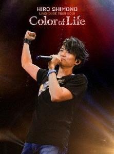 """下野紘ライヴハウスツアー2018 """"Color of Life"""" [Blu-ray Disc+CD]<初回限定版> Blu-ray Disc"""