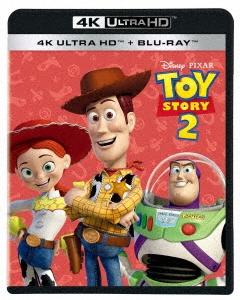 ジョン・ラセター/トイ・ストーリー2 4K UHD [4K Ultra HD Blu-ray Disc+Blu-ray Disc] [VWBS-6822]