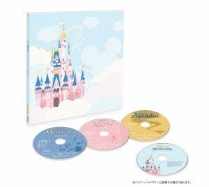 ディズニー ミュージカル・コレクション Vol.1 [3Blu-ray Disc+CD]<数量限定版> Blu-ray Disc
