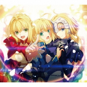 Fate song material [2CD+Blu-ray Disc]<完全生産限定盤> CD