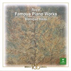 モニク・アース/ラヴェル:ピアノ作品集[WPCS-21081]