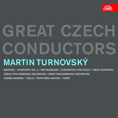 Great Czech Conductors - Martin Turnovsky