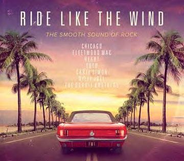 Ministry Of Sound Present Ride Like The Wind CD