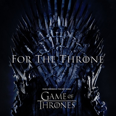 For The Throne (Music Inspired by the HBO Series Game of Thrones) CD