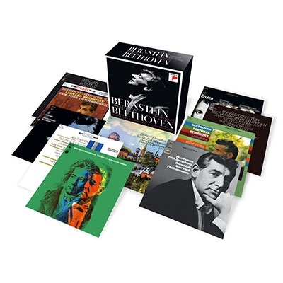 バーンスタイン・コンダクツ・ベートーヴェン<完全生産限定盤> CD