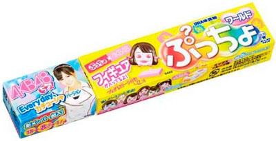 ぷっちょワールド第7弾 ver2 AKB48 × ぷっちょ (BOX)