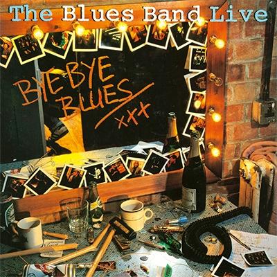 Live Bye Bye Blues CD
