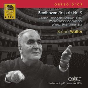ブルーノ・ワルター/ベートーヴェン: 交響曲第9番「合唱」[C669051DR]