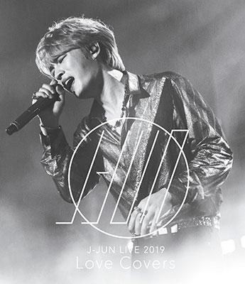 J-JUN LIVE 2019~Love Covers~ [Blu-ray Disc+CD] Blu-ray Disc