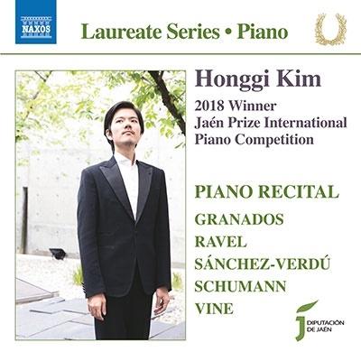 キム・ホンギ/期待の新進演奏家シリーズ/ピアノ - キム・ホンギ: リサイタル[8574232]