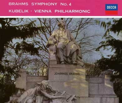 ラファエル・クーベリック/ブラームス: 交響曲全集; ヤナーチェク: シンフォニエッタ [PROC-1376]