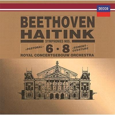 ベートーヴェン:交響曲第6番&第8番、≪エグモント≫序曲<限定盤> UHQCD