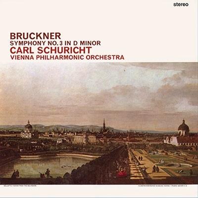 カール・シューリヒト/ブルックナー: 交響曲第3番、第8番、第9番<タワーレコード限定>[TDSA-121]