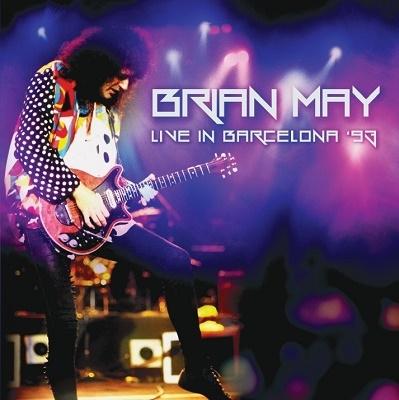Live in Barcelona '93 CD